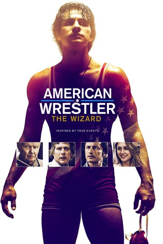 American Wrestler: The Wizard (Walmart Exclusive) (DVD) by