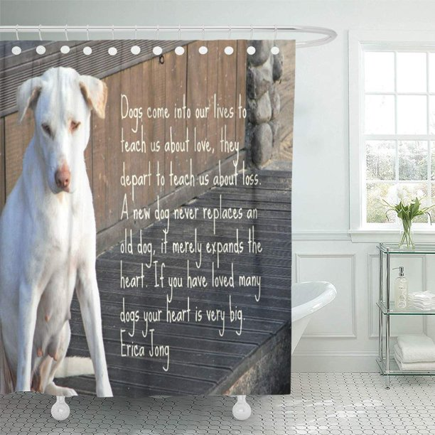 Erica Jong Pet Bali Bathroom Decor