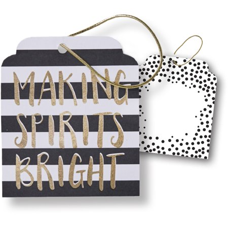 Jillson & Roberts Gift Tags with Tie String, Sophisticated (100 Pcs) Jillson & Roberts Gift Tags with Tie String, Sophisticated (100 Pcs)
