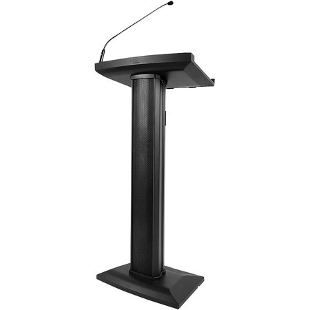 Denon Professional Lectern Active Lectern with Active Speaker -