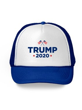 Product Image Awkward Styles Trump 2020 Baseball Cap Donald Trump Trucker  Hat for Men and Women Political Gifts 2b42a9c5a