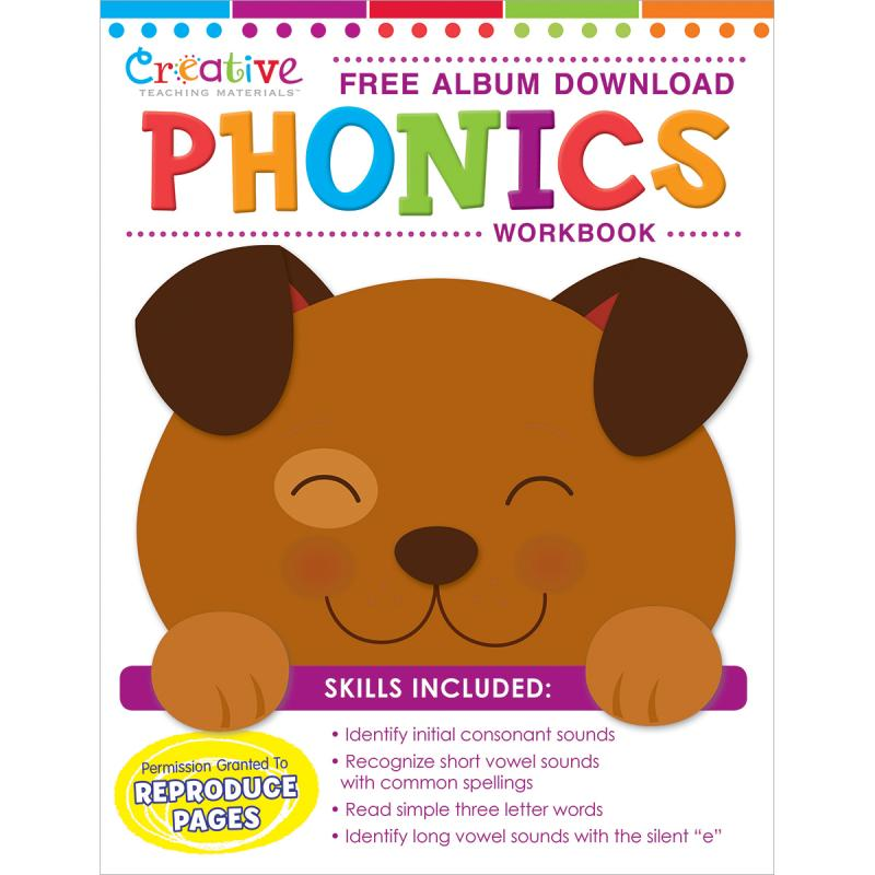 Creative Teaching Materials Workbook-phonics