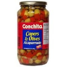 Conchita Olives And Capers 8 Oz