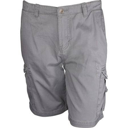632a09d6b9 Quiksilver - Quiksilver Mens Crucial Battle Cargo Shorts - Quiet Shade Gray  - Walmart.com