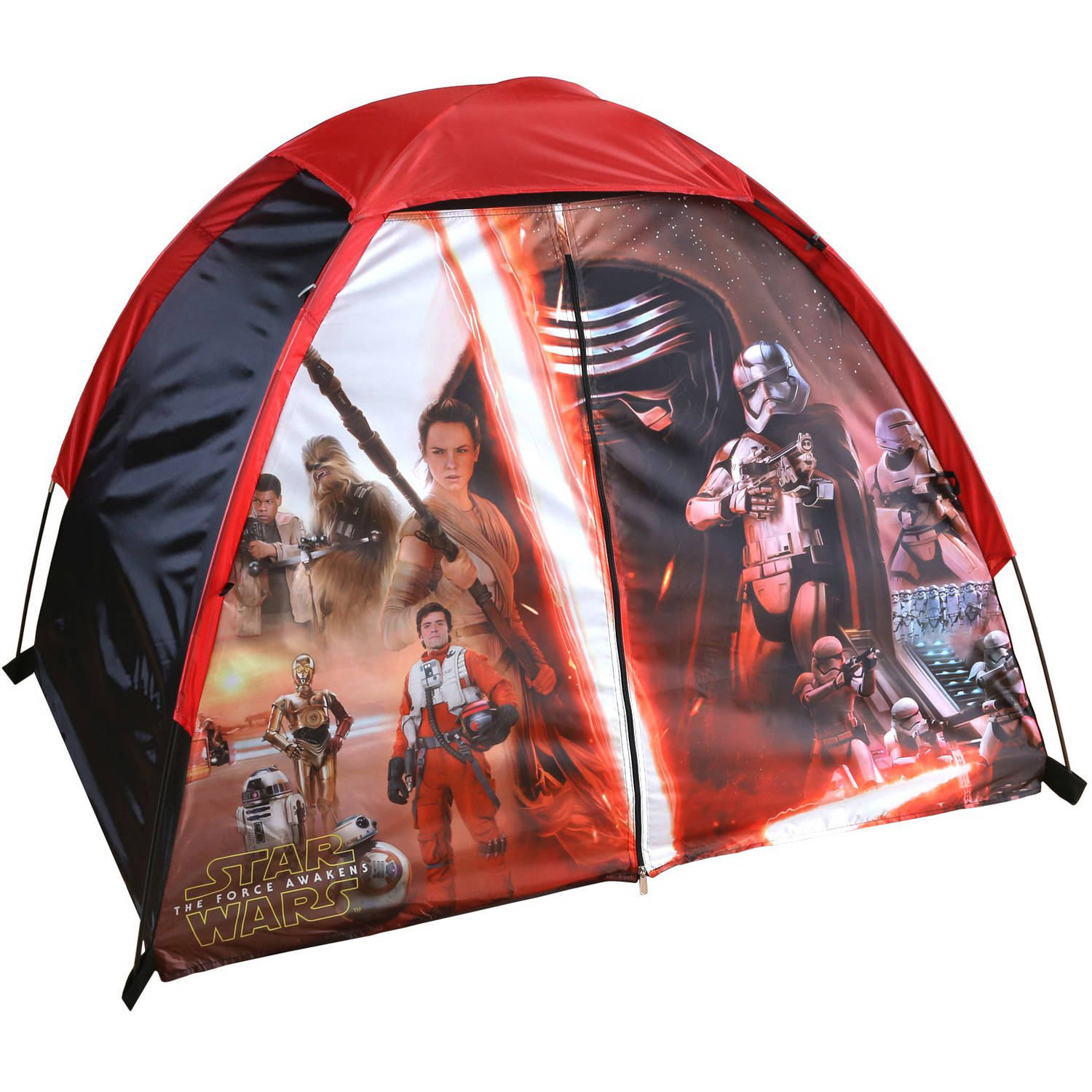 Star Wars 2-Pole Kids Dome Tent  sc 1 st  Walmart & Star Wars 2-Pole Kids Dome Tent - Walmart.com