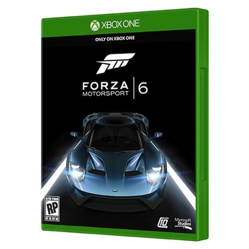 Microsoft Forza Motorsport 6 - Racing Game - Xbox One (rk2-0001)