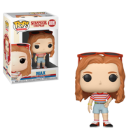Funko POP! TV Stranger Things: Max (Mall Outfit), Vinyl Figure