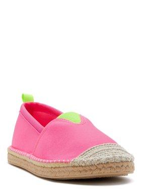 Wonder Nation Neon Espadrille Water Shoe (Little Girls & Big Girls)