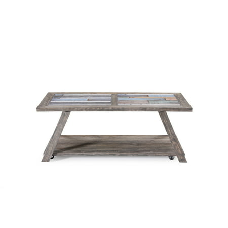Emerald Home Laurel Lane Driftwood Gray and Multicolored 48
