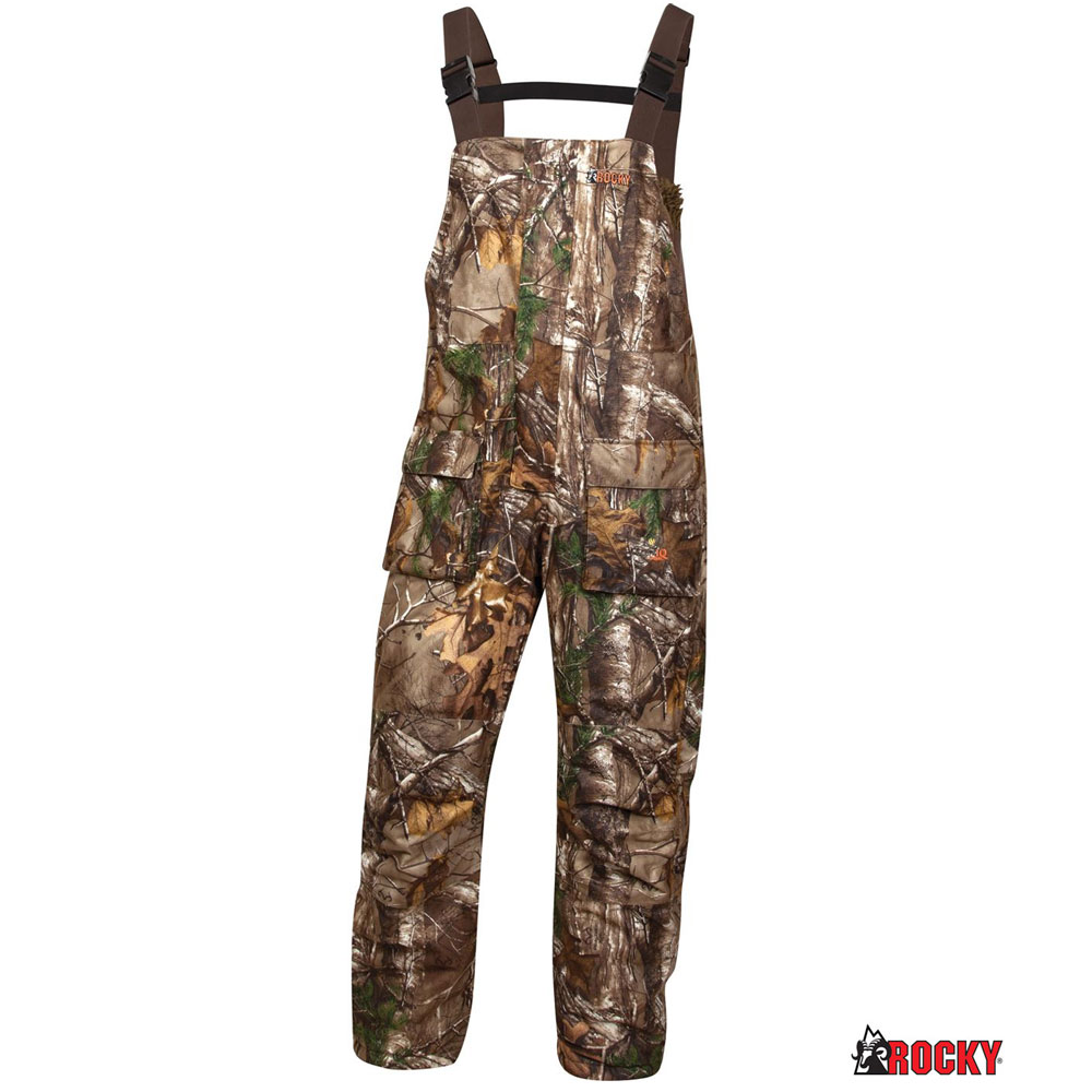 Rocky Arktos WP Insulated Bibs (L)- RTX