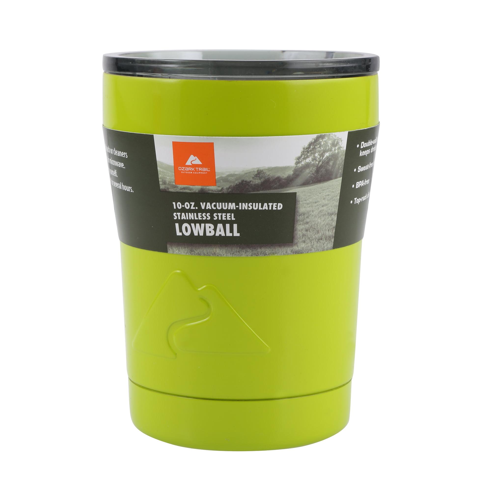 Ozark Trail 10oz Lowball Lime