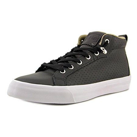 Converse All Star Fulton Mens Mid Sneakers, Black/Sandy/White, Size 11 M Mens Converse Work Shoes