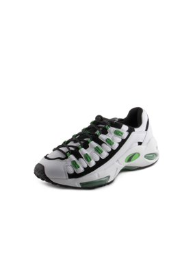 281466aa2ced Product Image Puma Mens Cell Endura White-Classic Green 369357-01