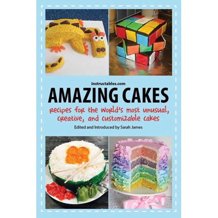 Amazing Cakes : Recipes for the World's Most Unusual, Creative, and Customizable Cakes](Halloween Recipe Cakes)