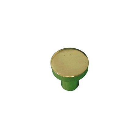 1/2' Brass Knob (Amerock (BP1413-3) 1