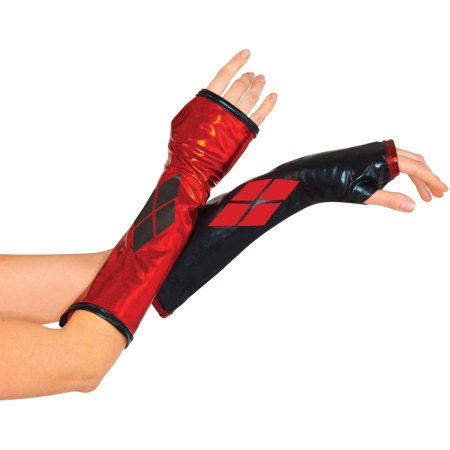 Harley Quinn Gauntlet Adult Halloween Accessory - Harly Quinn