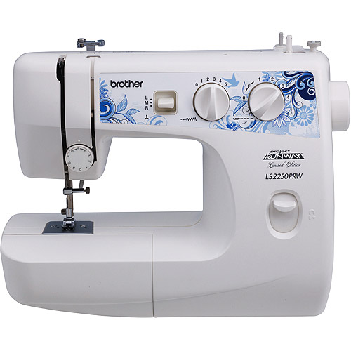 Brother Limited Edition Project Runway 20-Stitch Function Sewing Machine, LS2250PRW