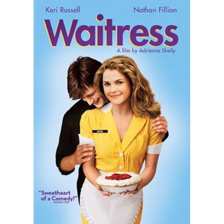 Waitress (DVD) (1950s Waitress)