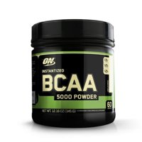 Optimum Nutrition Micronized Instant BCAA Powder, Unflavored, 60 Servings
