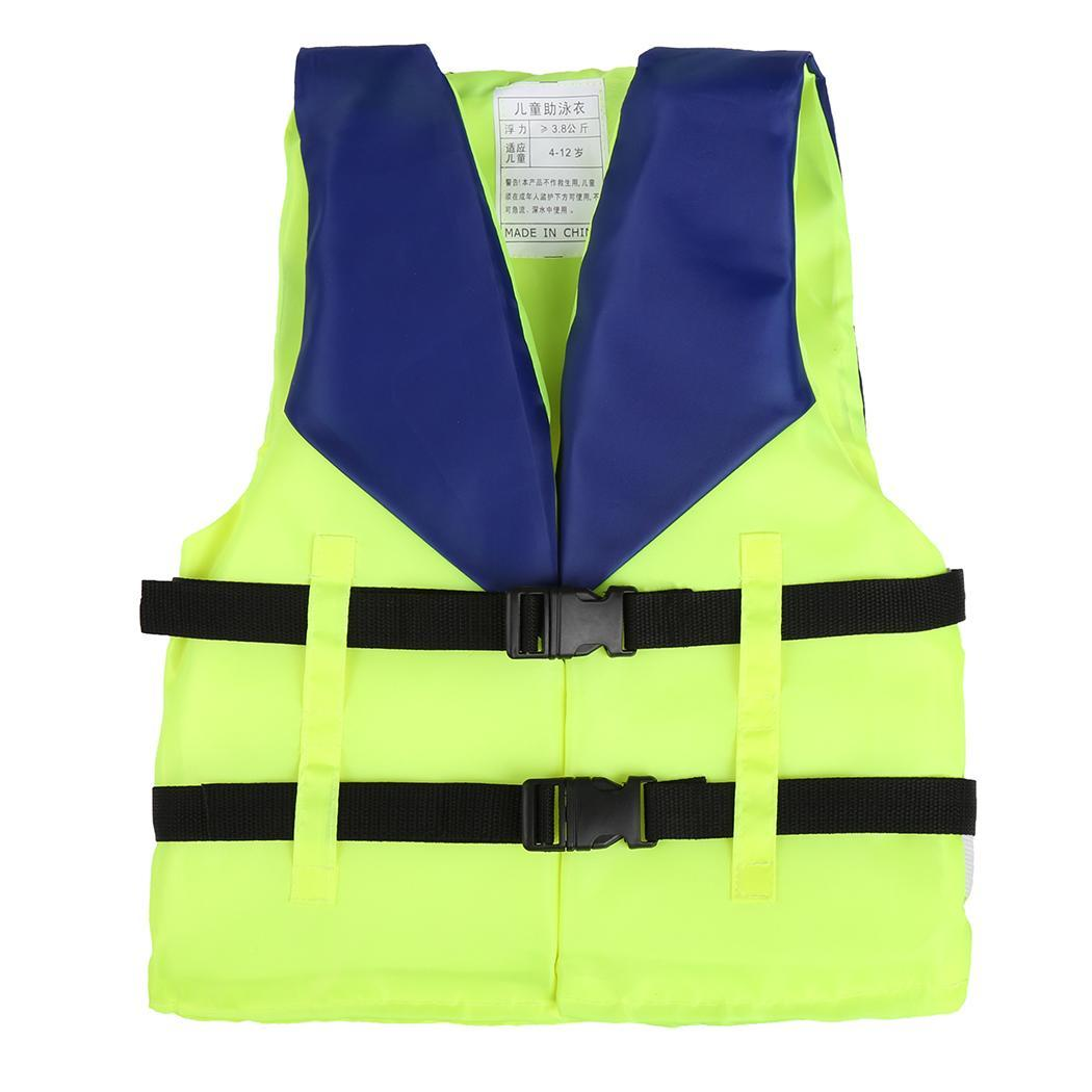 Shopifystore Youth Children Open-sided Boating Vest Jacket Safety SPTE by