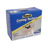 Homax Popcorn Ceiling Texture, Dry Mix, 13lbs