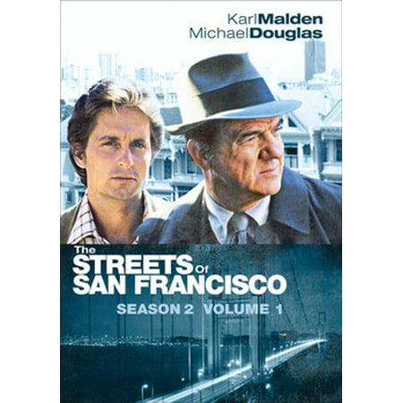 The Streets of San Francisco: Season 2, Volume 1 (DVD)](Club Events For Halloween San Francisco)