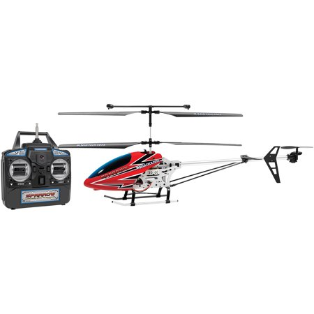 World Tech Toys 3 5Ch Gyro Sparrow Remote Control Helicopter