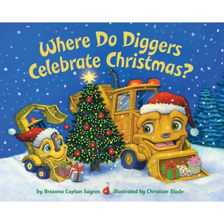 Where Do Diggers Celebrate Christmas? ()