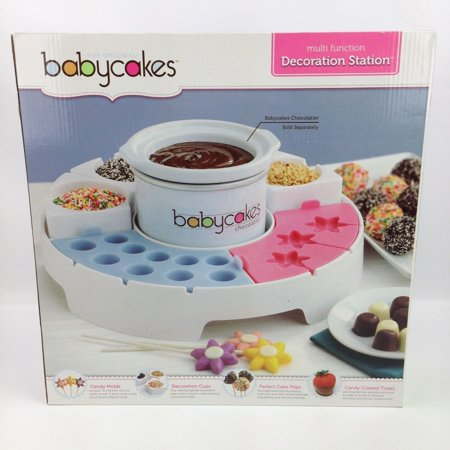 Baby Cakes Multi Function Decoration Station