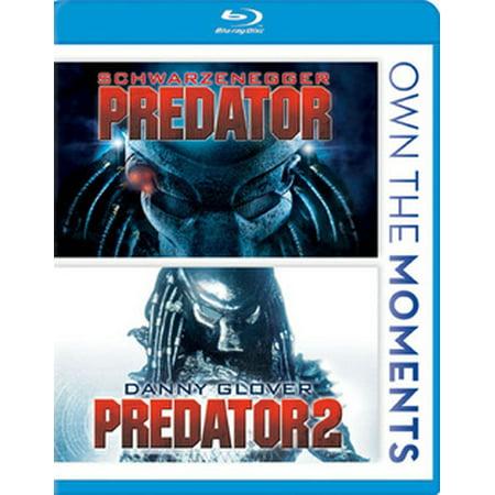 Predator / Predator 2 (Blu-ray) (Predator Ii)