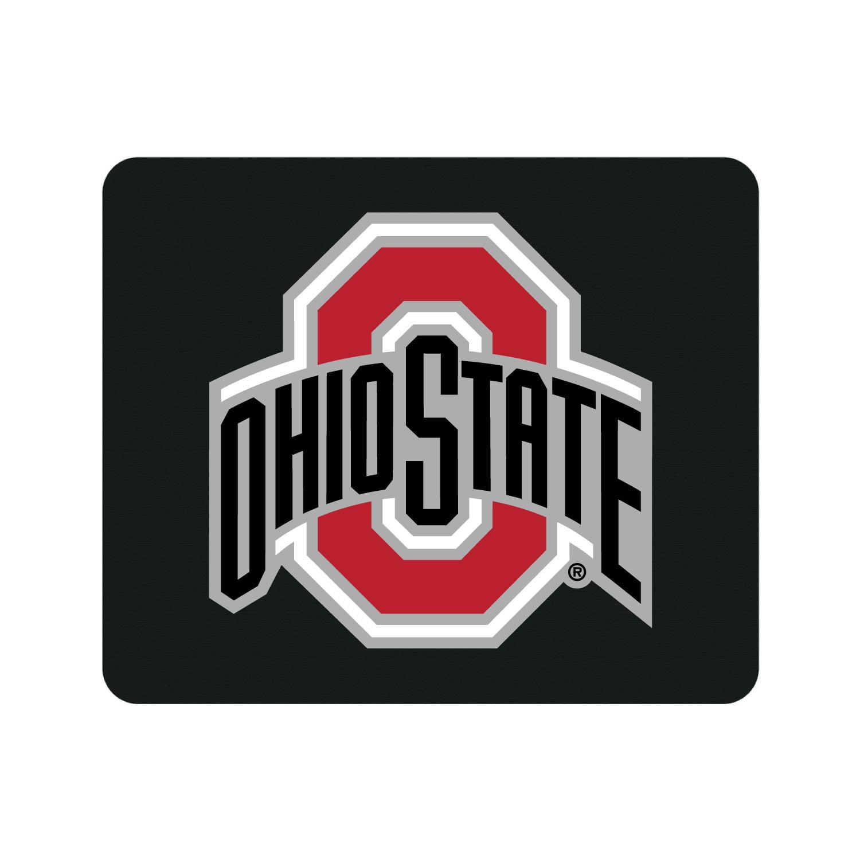 Ohio State University V2 Black Mouse Pad, Classic