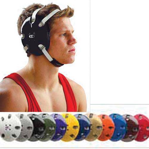 Cliff Keen E58 Headgear-Color:Vegas Gold