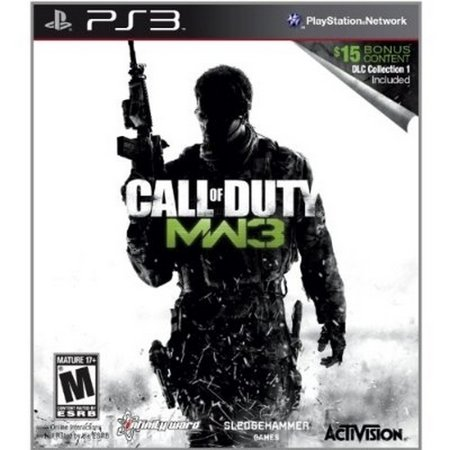 Activision Call Of Duty: Modern Warfare 3 w/ DLC - Limited Edition (PS3) for $<!---->
