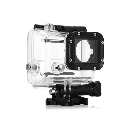 Waterproof Diving Protective Housing Case For Gopro Hero 3  Hero 4 Plus Accessories