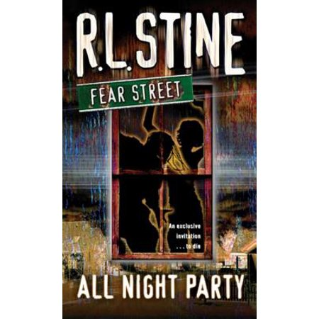 All-Night Party - eBook
