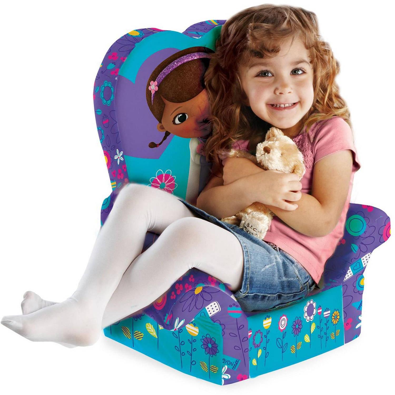 Marshmallow High Back Chair, Disney Doc McStuffins