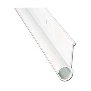 AP Products 021508018 021508018; Awning Rail Polar White 8 Foot (Pack Of 5) (Head Foot Rails)