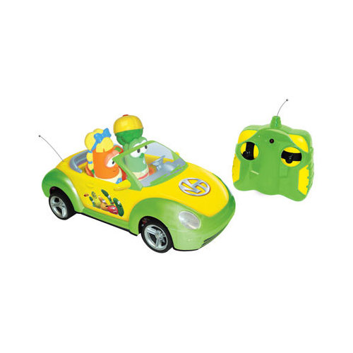 Big Idea Productions 880318 Toy Veggie Tales Rc Car Veggie Vertible