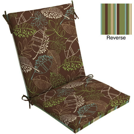 Mainstays Dining Chair Outdoor Cushion