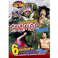 Aventuras De Chanoc Y Tse (Spanish)