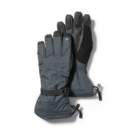 Eddie Bauer Mens Powder Search Touchscreen Gloves