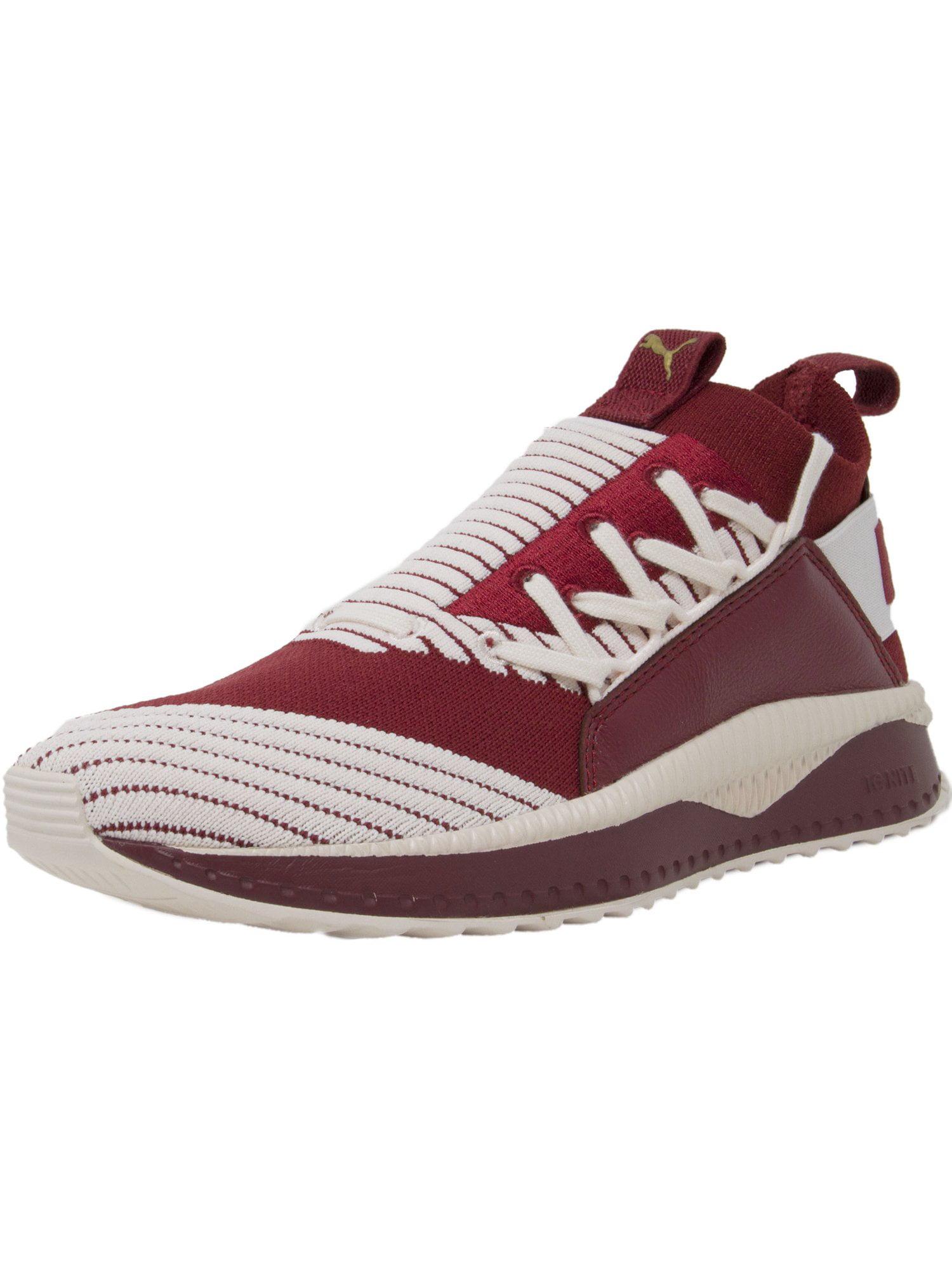 Women's Tsugi Jun Red Dahlia / Pearl Ankle-High Walking Shoe - 7M
