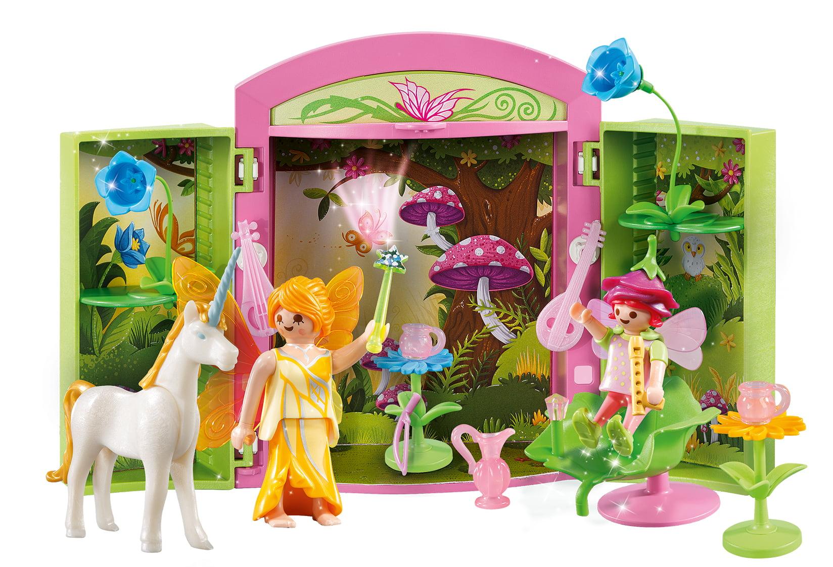 PLAYMOBIL Fairy Garden Play Box by Playmobil