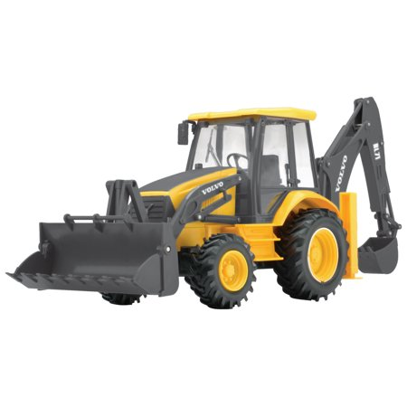 1:18 Volvo K012 Volvo Remote Controlled Backhoe Loader RC