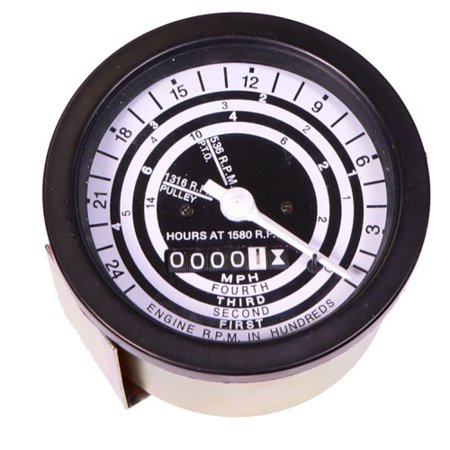 DB Electrical SSW0015 Tachometer Proofmeter Ford 8N Tractor 50-52 / 8N17360A1 (Ford Electrical Parts)