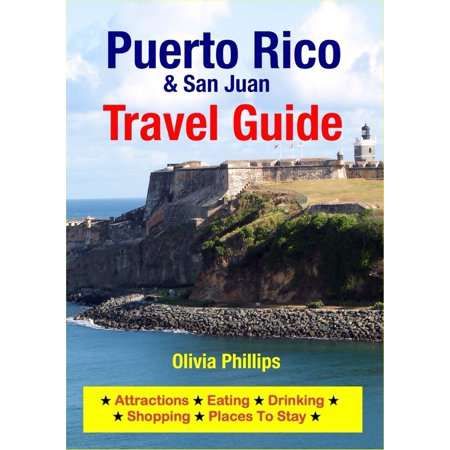 Puerto Rico & San Juan Travel Guide - eBook
