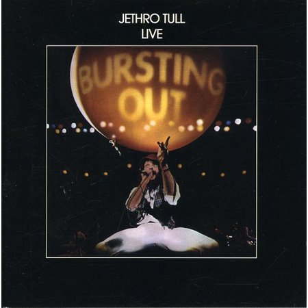 Jethro Tull - Bursting Out [CD]
