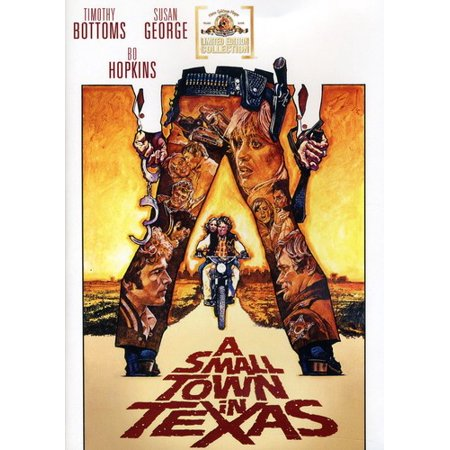 A Small Town In Texas (DVD) (Best Small Towns In Arizona To Live In)