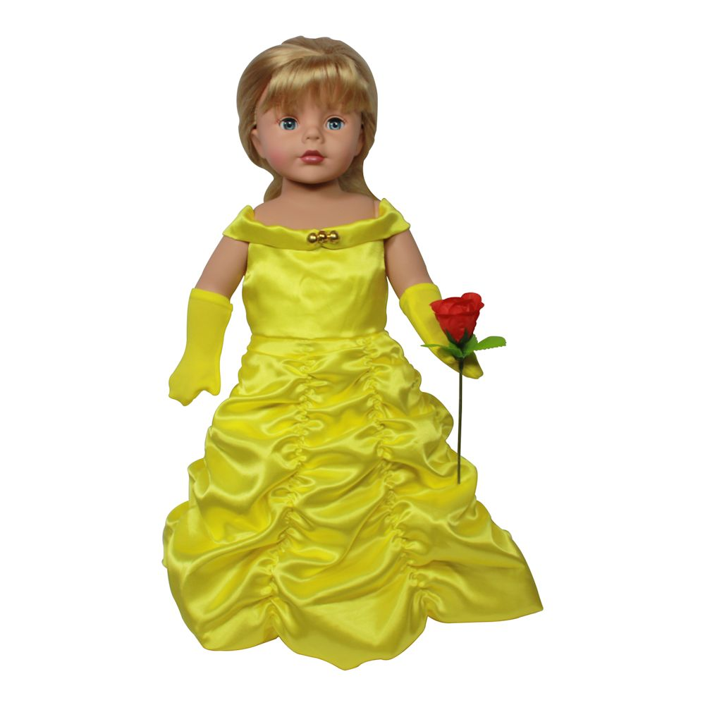 Arianna Belle Costume Fits Most 18 inch Dolls
