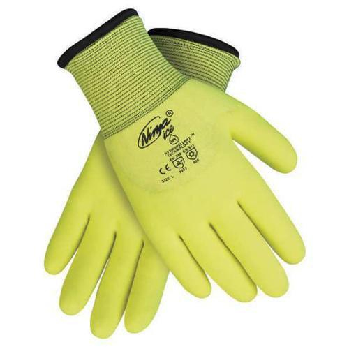 Mcr Safety Size XL Coated Gloves,N9690HVXL